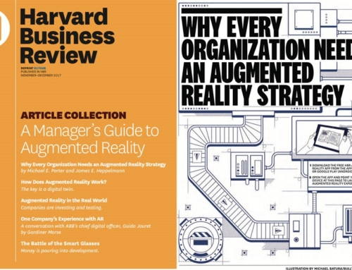 HBR – A Managers Guide to Augmented Reality
